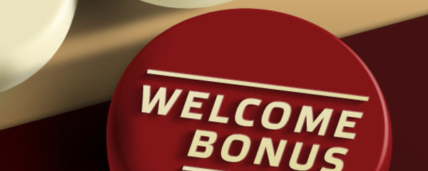 Profit from our Welcome Bonus!